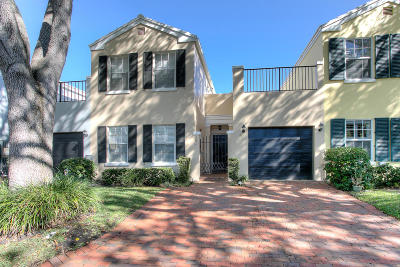 Boca Raton Townhouse For Sale: 5877 Bartram Street