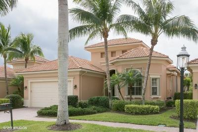 West Palm Beach Single Family Home For Sale: 10300 Terra Lago Drive