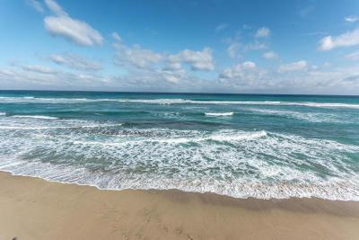 Palm Beach Rental Leased: 3460 S Ocean Boulevard #112