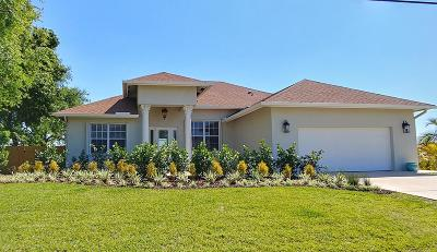 Port Saint Lucie Single Family Home Contingent: 381 SW Kestor Drive