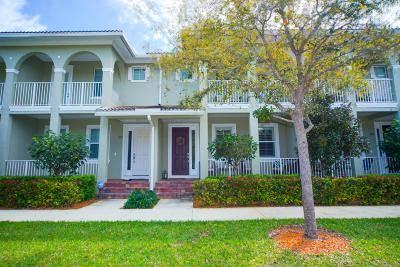 Jupiter Townhouse For Sale: 1116 S Community Drive