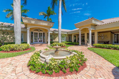 Delray Beach Single Family Home For Sale: 16046 Rio Del Sol