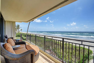 Highland Beach FL Condo For Sale: $799,000