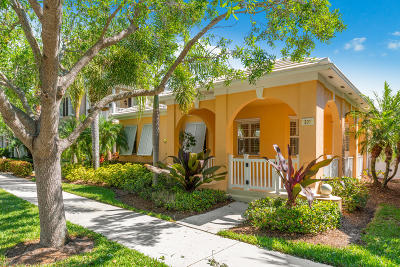 Jupiter Single Family Home For Sale: 231 Caravelle Drive