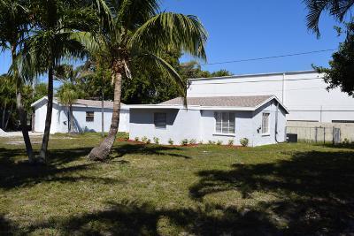 West Palm Beach Single Family Home Contingent: 2437 Chickamauga Avenue