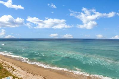 Singer Island Condo For Sale: 5200 Ocean Drive #1403