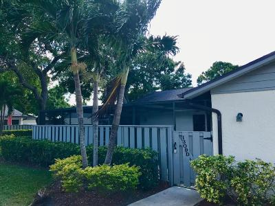 Fort Pierce Single Family Home For Sale: 1309 Peppertree Trail #D