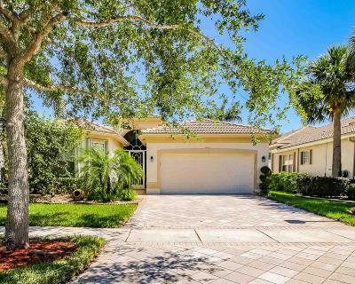 Lake Worth, Lakeworth Single Family Home For Sale: 7796 Gold Lenox Cove