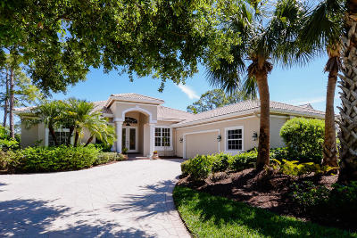 Port Saint Lucie Single Family Home For Sale: 8128 Links Way