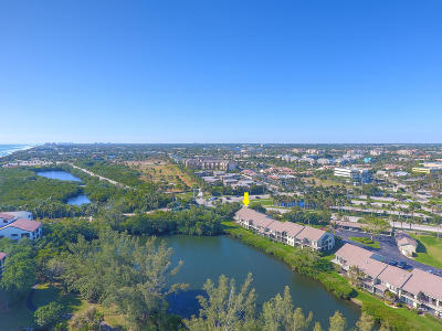 Jupiter Condo For Sale: 2310 Fairway Drive S