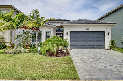 Delray Beach Single Family Home For Sale: 16329 Cabernet Drive