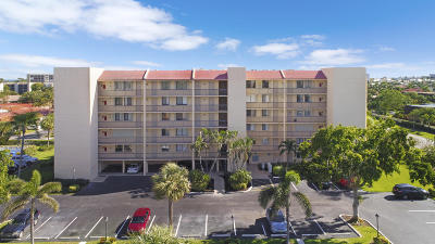 Jupiter Condo For Sale: 1605 S Us Highway 1 #M3 102 &