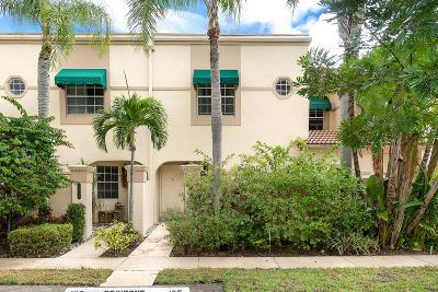 Boca Raton Condo For Sale: 6621 Via Regina