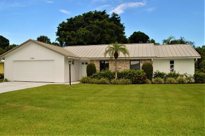 Stuart Single Family Home For Sale: 3160 SE Gran Via Way