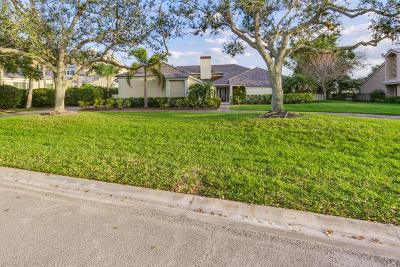 Vero Beach Single Family Home For Sale: 234 Binnacle Point