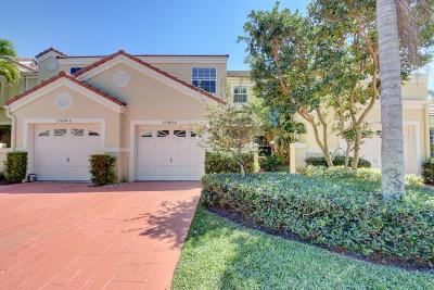 Boca Raton Townhouse For Sale: 17100 Boca Club Boulevard #5