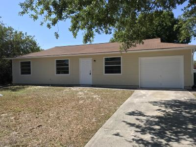 Port Saint Lucie Single Family Home For Sale: 242 SW Aldoro Place