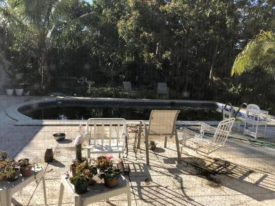West Palm Beach Single Family Home For Sale: 8219 W Lake Drive