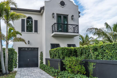 West Palm Beach Single Family Home For Sale: 533 Westwood Road
