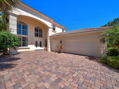 Palm Beach Gardens Single Family Home For Sale: 107 Casa Grande Court