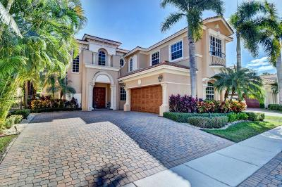 Delray Beach Single Family Home For Sale: 8180 Valhalla Drive