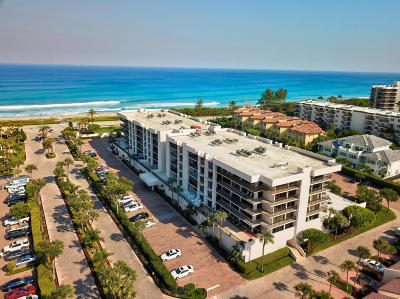 Yacht & Racquet Club Of Boca Raton, Yacht & Racquet Club Of Boca Raton Condo Condo For Sale: 2667 Ocean Blvd #I-304