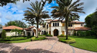 Boca Raton Single Family Home For Sale: 8653 Twin Lake Drive