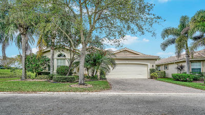 Lake Worth, Lakeworth Single Family Home For Sale: 8837 Laguna Royale