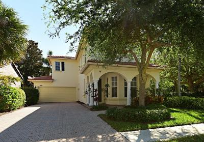 Palm Beach Gardens Single Family Home For Sale: 350 November Street