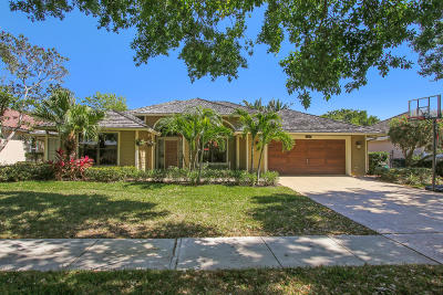 Single Family Home For Sale: 6210 Winding Lake Drive