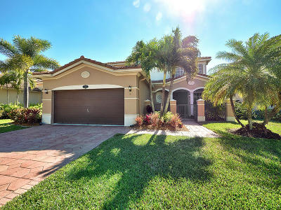 Wellington Single Family Home For Sale: 10524 Marsh Street