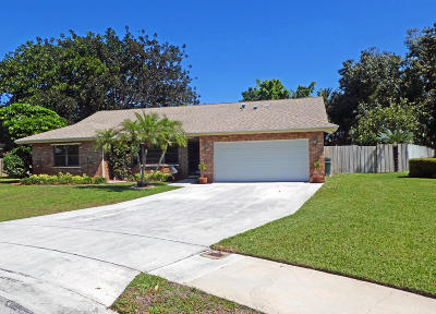 Single Family Home Sold: 17513 Birchwood Drive