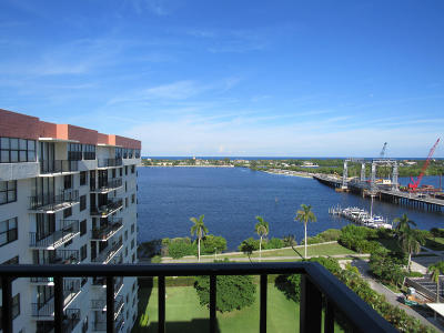West Palm Beach Condo For Sale: 3800 Washington Road #1201