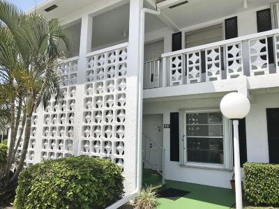 Delray Beach Condo For Sale: 2860 SW 13th Street #201