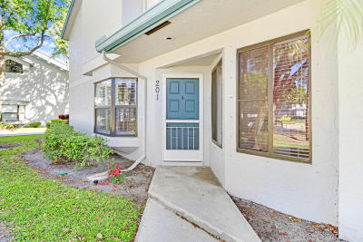 Greenacres FL Townhouse For Sale: $167,500