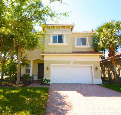 Boynton Beach Single Family Home For Sale: 7181 Old Orchard Way