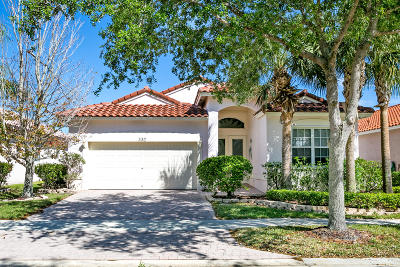 Port Saint Lucie Single Family Home For Sale: 330 NW Millpond Lane