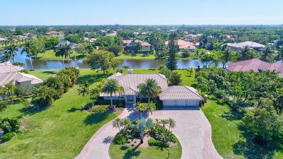Delray Beach Single Family Home For Sale: 16100 Rio Rodeo