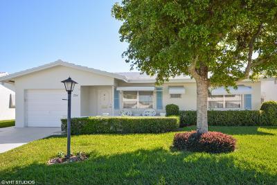Boynton Beach Single Family Home For Sale: 724 SW Lake Court