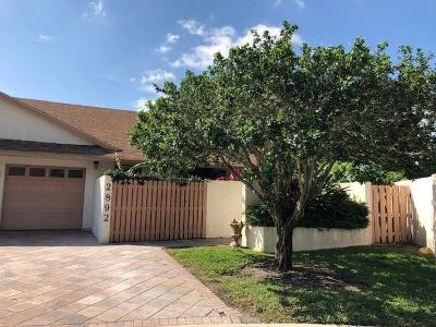 Delray Beach Single Family Home For Sale: 2892 SW 6th Street