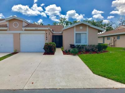 Boca Raton Condo For Sale: 8164 Summerbreeze Lane
