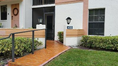Boynton Beach Condo For Sale: 9807 Pavarotti Terrace #102