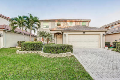 West Palm Beach Single Family Home For Sale: 1206 Avondale Lane