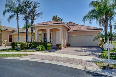 Lake Worth, Lakeworth Single Family Home For Sale: 6877 Carolyn Way