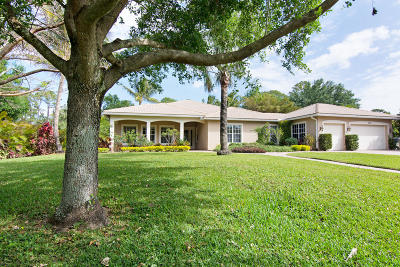 West Palm Beach Single Family Home For Sale: 6937 Monmouth Road