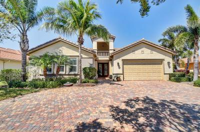 Delray Beach Single Family Home For Sale: 14595 Jetty Lane