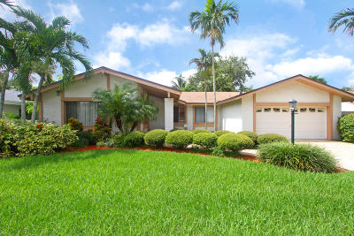Miami Single Family Home For Sale: 13292 SW 102nd Terrace
