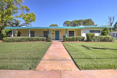 Fort Pierce Single Family Home For Sale: 1216 York Avenue
