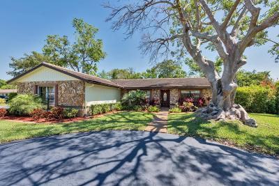 Coral Springs Single Family Home For Sale: 117 SW 98th Lane
