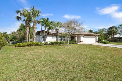 Hobe Sound Single Family Home For Sale: 9327 SE Gettysburg Court